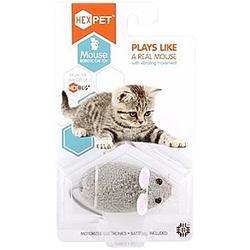 HEXBUG Mouse Cat Toy Grey