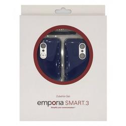 Emporia Zubehör Smart.3 - Zubehörset blau