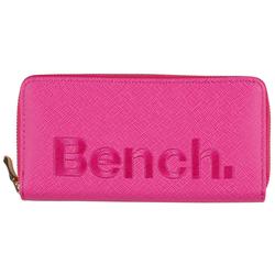 Bench. Geldbörse, mit viel Stauraum rosa