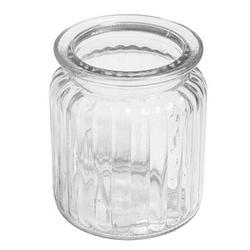 Rayher Vorratsglas ohne Deckel Rillen 1 St.