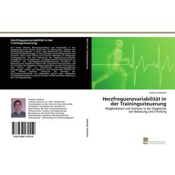 Herzfrequenzvariabilität in der Trainingssteuerung als Buch von Andreas Venhorst
