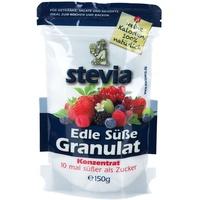 EUROvera Ltd & Co KG Stevia Edle Süße Granulat Streusüße