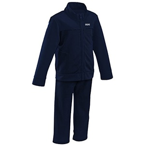 Gedo cha1201 Trainingsanzug Kinder, Marineblau, XXXXS