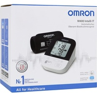 Hermes Arzneimittel OMRON M400 Intelli IT Oberarm Blutdruckmessgerät