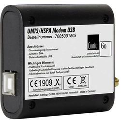 ConiuGo 700500160S UMTS Modem 9 V/DC, 12 V/DC, 24 V/DC, 35 V/DC