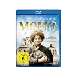 Momo Blu-ray