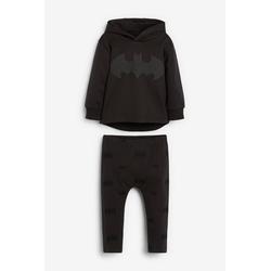 Next Jogginganzug Batman® Hoodie und Leggings im Set (2-tlg) 80-86