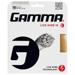 1,27 mm - 17 - Tennissaite - Gamma Live Wire - 12,2 m