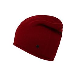 ESPRIT Damen Mütze weinrot, Größe One Size, 5111281