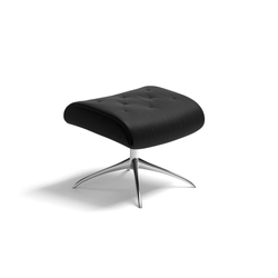 Stressless Hocker Metro Star in Batick black