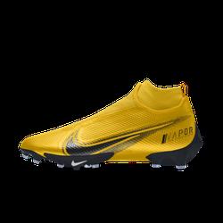 Nike Vapor Edge Pro 360 By You personalisierbarer Fußballschuh - Gelb, size: 40.5