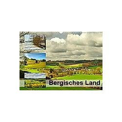 Bergisches Land (Wandkalender 2021 DIN A3 quer)