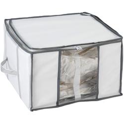 WENKO Aufbewahrungsbox Vakuum Soft Box S weiß