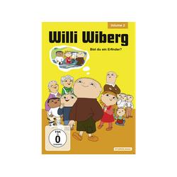 002 - Willi Wiberg DVD