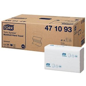 TORK Papierhandtücher Xpress® H2 Universal Interfold-Falzung 1-lagig 5.000 Tücher