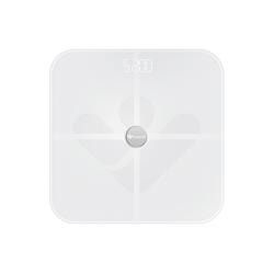 TrueLife Personenwaage FitScale W5 BT, mit Bluetoothverbindung und Gesundheits-App