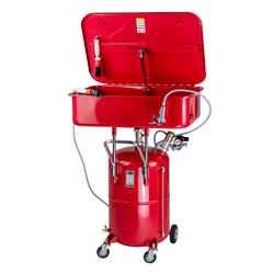 Teilewaschgerät Teilereiniger Teilereinigungsgerät Teilewascher fahrbar 65 Liter