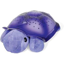 cloudb Kuscheltier Twilight Turtle Purple, mit Nachtlicht