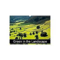 Green in the Landscape (Wall Calendar 2021 DIN A3 Landscape)