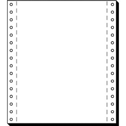 SIGEL Endlospapier A5 hoch 1-fach, 70 g/qm weiß 2.000 Blatt