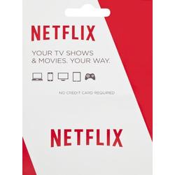 Netflix Gift Card 50 EUR EUROPE