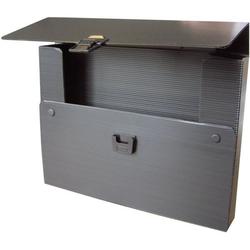 RUMOLD Zeichenkoffer A4 sw 380x50x280mm