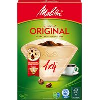 Melitta 1x4 Original Kaffeefilter naturbraun 80 St.