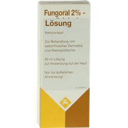 FUNGORAL Lösung 60 ml