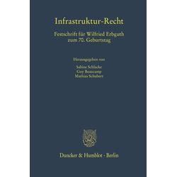 Infrastruktur-Recht: Buch von