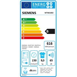 Siemens WT46G402 iQ 500