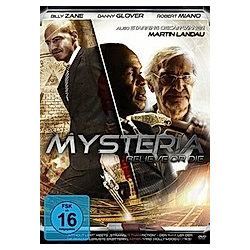 Mysteria - Believe or Die - DVD  Filme