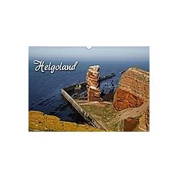 Helgoland (Wandkalender 2021 DIN A3 quer)