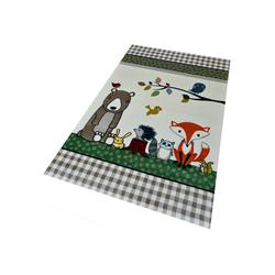 Kinderteppich Diamond Kids 485, merinos, rechteckig, Höhe 13 mm 80 cm x 150 cm x 13 mm