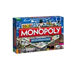 Winning Moves - Monopoly - Recklinghausen