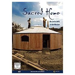 Sacred Home, DVD