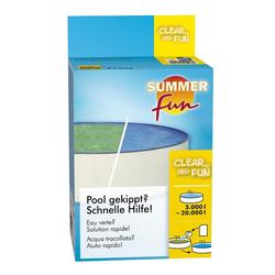 Summer Fun Clear n Fun Wasserpflege-Set