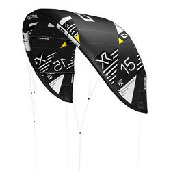 CORE XR6 LW Kite tech black 10 - 19.0