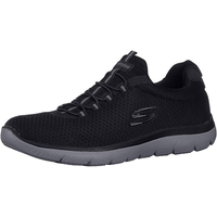 SKECHERS Summits black/ grey, 44