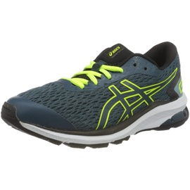 ASICS GT-1000 9 GS K magnetic blue/safety yellow 35,5