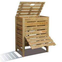 Holz Komposter 400L BURGER