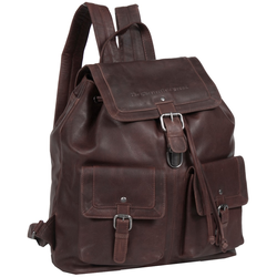 The Chesterfield Brand The Chesterfield Brand Wax Pull Up Joey Rucksack Leder 40 cm