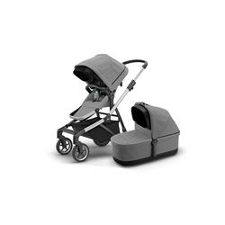 Thule Sleek Kinderwagen + Thule Babywanne