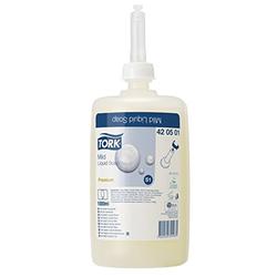 Tork 420501 milde Flüssigseife Premium für Tork S1 Seifenspendersysteme 1000ml