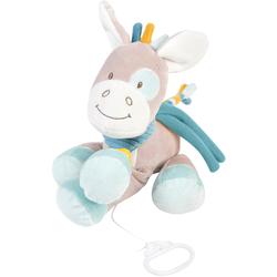 Nattou Spieluhr Tim das Pferd blau Kinder Spieluhren Baby Kleinkind
