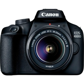 Canon EOS 4000D + EF-S 18-55 mm DC III
