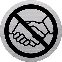 helit Piktogramm the badge - kein Handschlag
