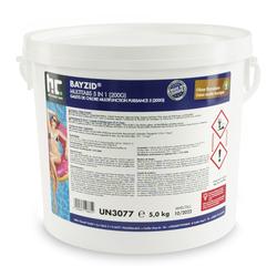 1 x 5 kg BAYZID® Multitabs 200g 5in1 für Pools(5 kg)