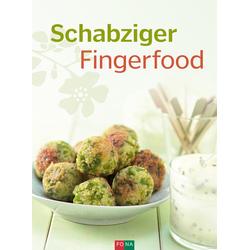 Schabziger Fingerfood als Buch von