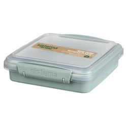 Sandwichbox sistema TO GO (LBH 16x15x4 cm) sistema