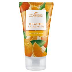 LaNature Duschgel Orange 50 ml